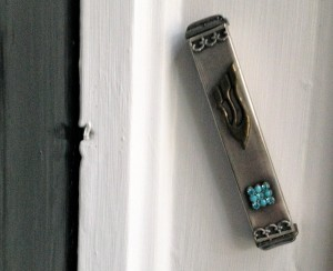 A Mezuzah at the Door